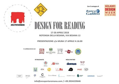 Design For Reading